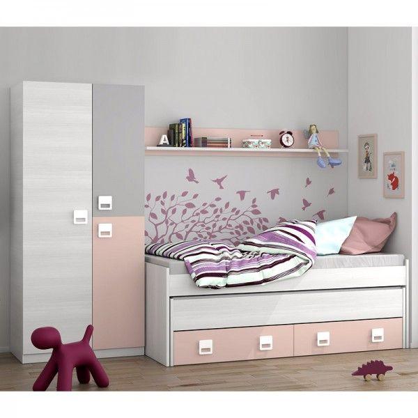 Cómo decorar un cuarto de niña en 3 fases