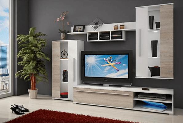 Cómo decorar una sala moderna: colores, accesorios y muebles