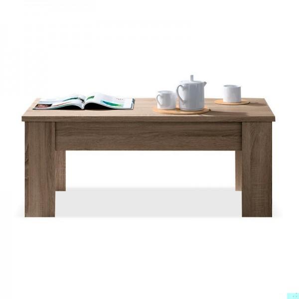 Mesas de centro que te ayudarán a elegir cómo decorar una sala pequeña
