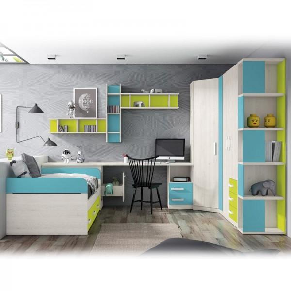 5 ideas para decorar una habitación juvenil