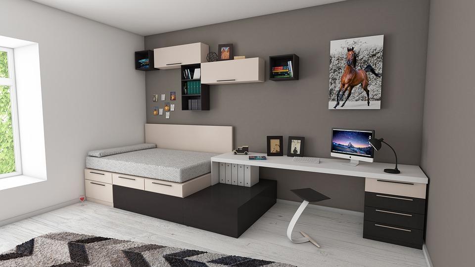Ideas para decorar tu cuarto juvenil: estética y funcionalidad