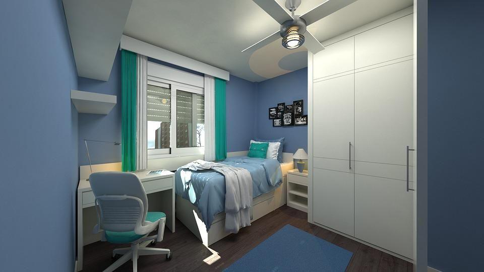 Ideas sobre cómo amueblar un dormitorio juvenil