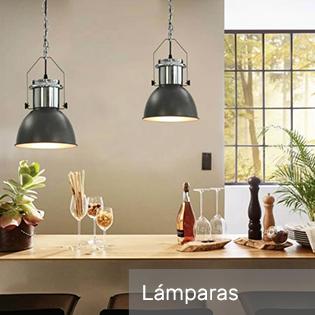 lamparas e iluminación