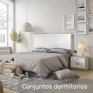 habitaciones y conjuntos de dormitorio
