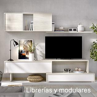 librerías y modulares
